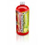 Ενεργειακό ποτό συμπυκνωμένο ChampION™ Sports Fuel 1000ml - 100 ενεργειακά ποτά, Λεμόνι-Λάιμ