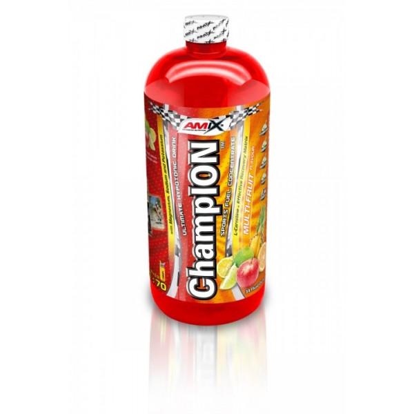 Ενεργειακό ποτό συμπυκνωμένο ChampION™ Sports Fuel 1000ml - 100 ενεργειακά ποτά, Πορτοκάλι