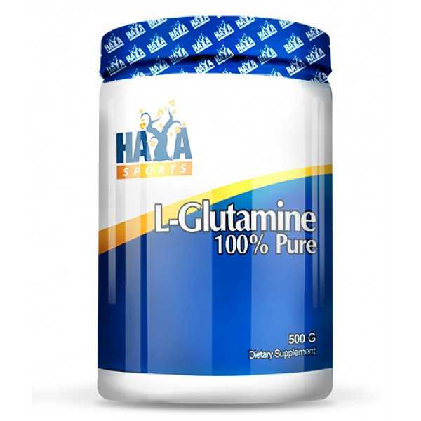 Γλουταμίνη Sports 100% Pure L-Glutamine HayaLabs 500g
