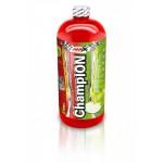 Ενεργειακό ποτό συμπυκνωμένο ChampION™ Sports Fuel 1000ml - 100 ενεργειακά ποτά, Πράσινο μήλο