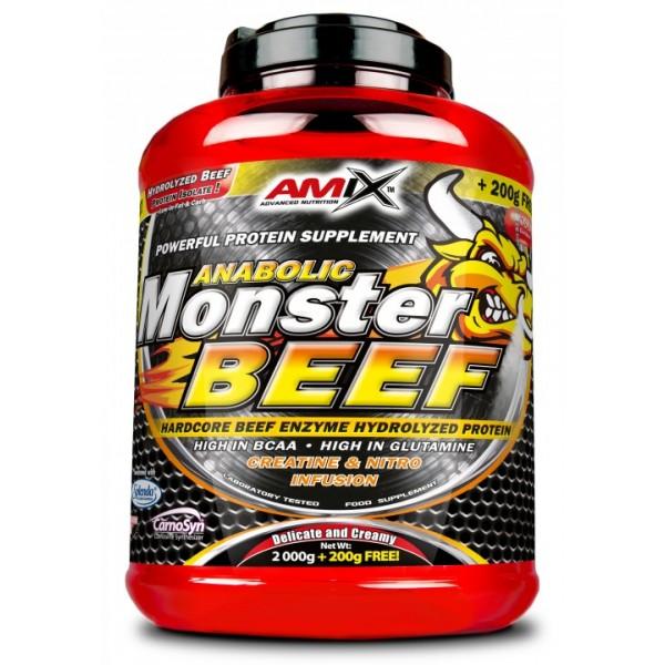 Πρωτεΐνη Anabolic Monster Beef Amix 2200g Σοκολάτα