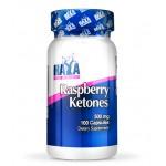 Κετόνες Βατόμουρου Rasberry Ketones 500mg 100caps HayaLabs