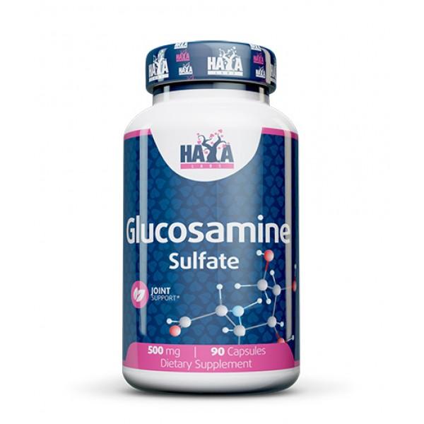 Γλυκοζαμίνη Glucosamine Sulfate 500mg 90caps HayaLabs