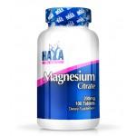 Μαγνήσιο Magnesium Citrate 200mg 100tabs HayaLabs