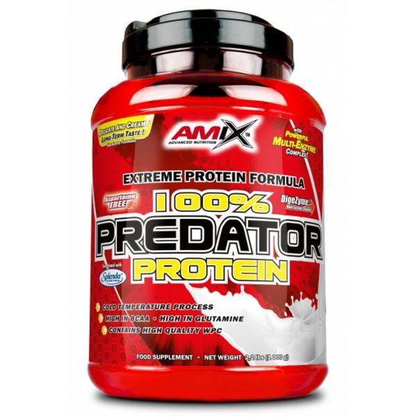 Πρωτεΐνη 100% Predator Protein Amix 1000g Μήλο Κανέλλα